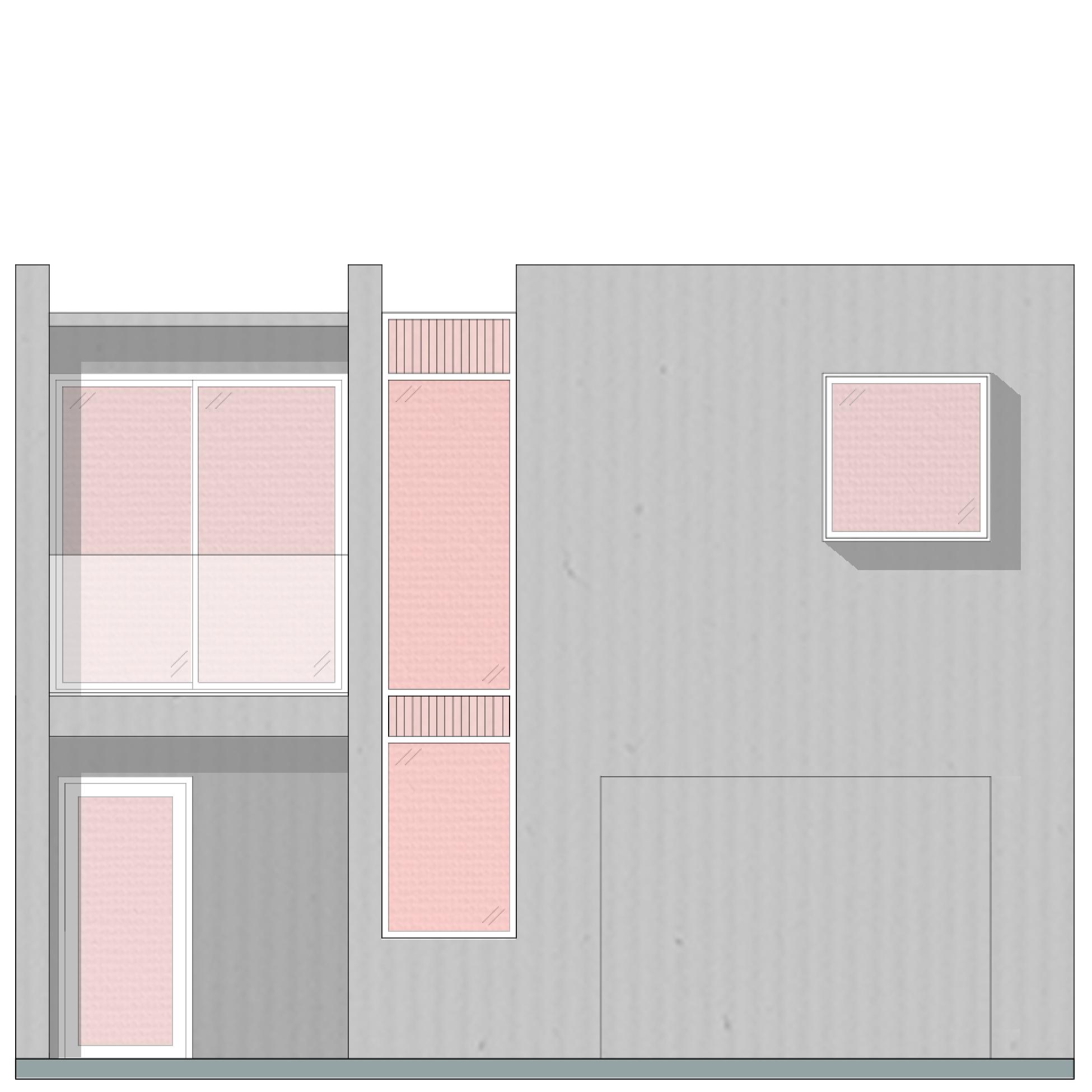 One Bedroom + Garage