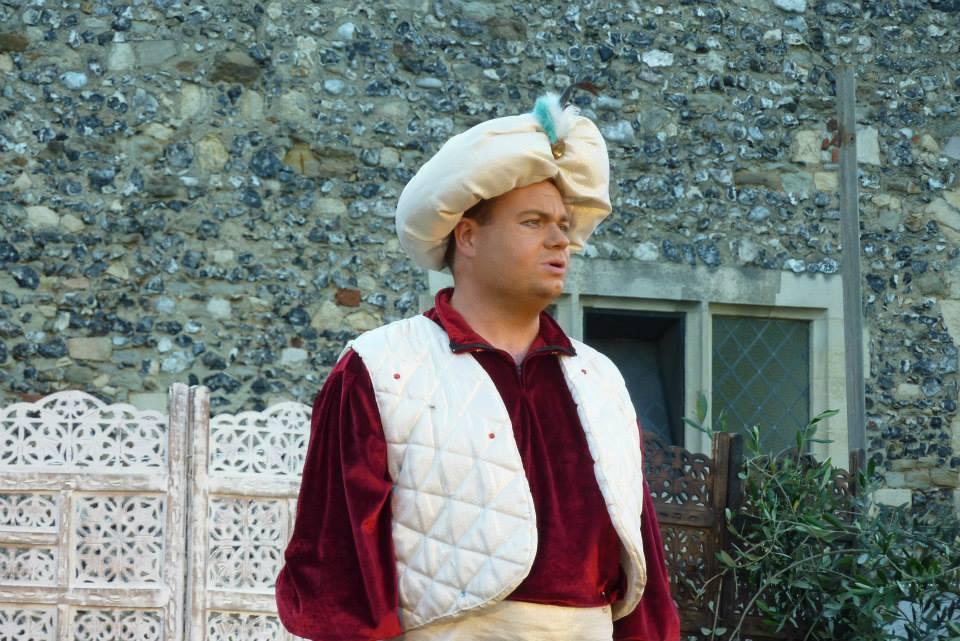 Belmonte - The Abduction from Seraglio