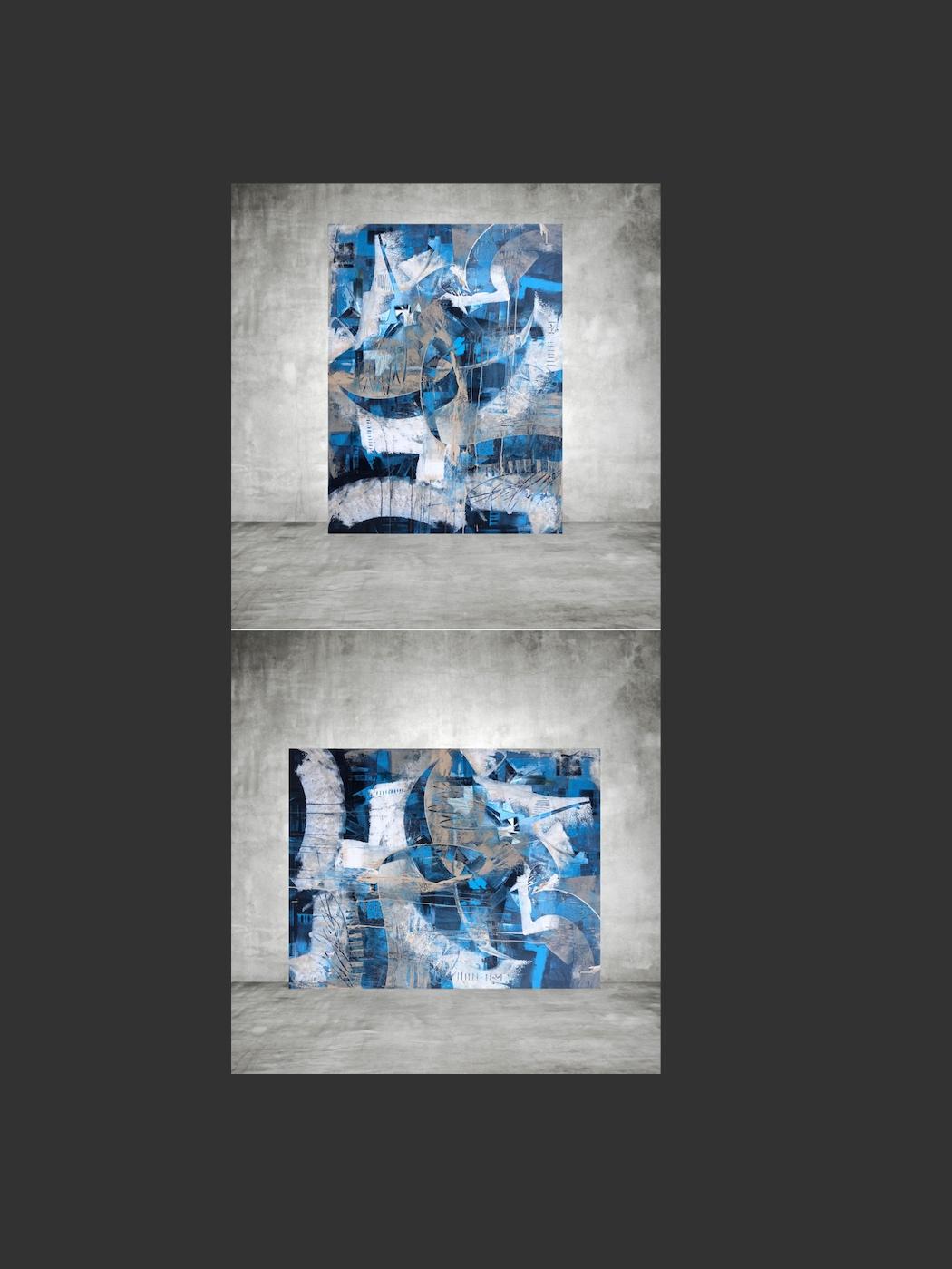 SOLD AT ART Santa Fe - Sold on night 1 of Art Santa Fe 2019 - Contemporary Art Show
