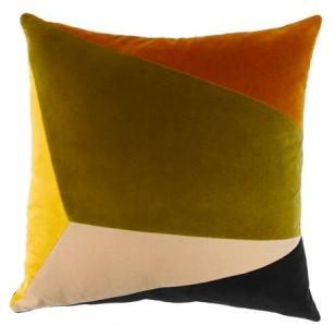 Blush Vert Cushion