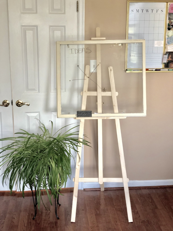 After shot of Repurposed Window