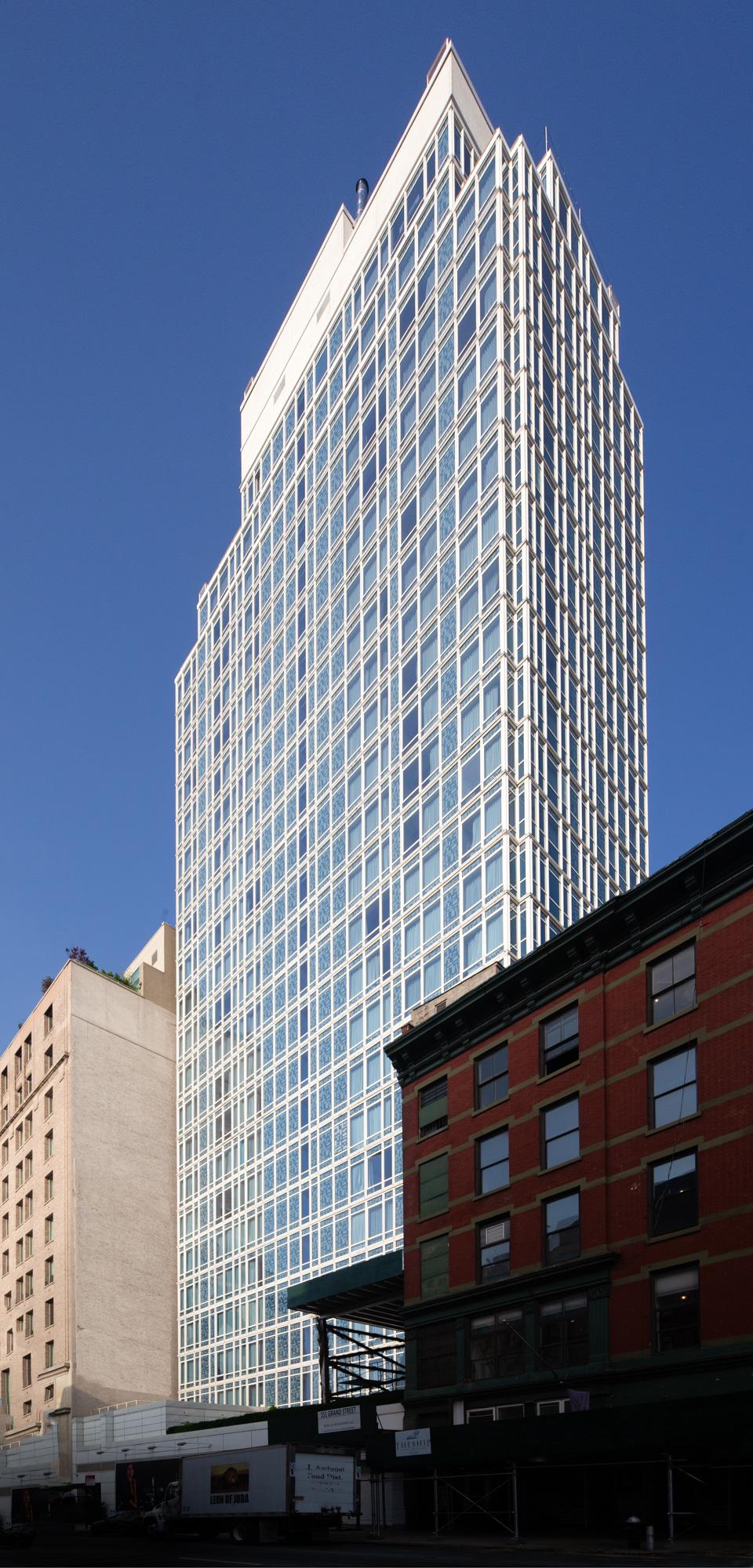 The Mondrian Hotel, New York