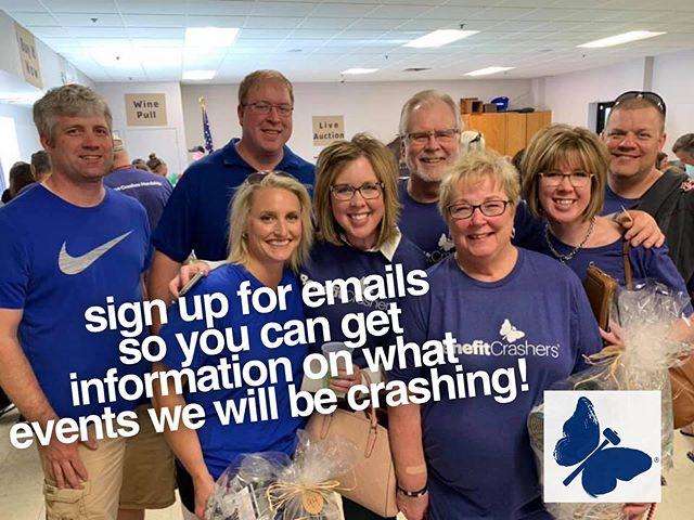 Why would someone be a Crasher? Come find out! . . . . #BenefitCrashers #benefit  #HopeCrashesHardship #ComeCrashWithUs #crashers #joinourcrew #kindness