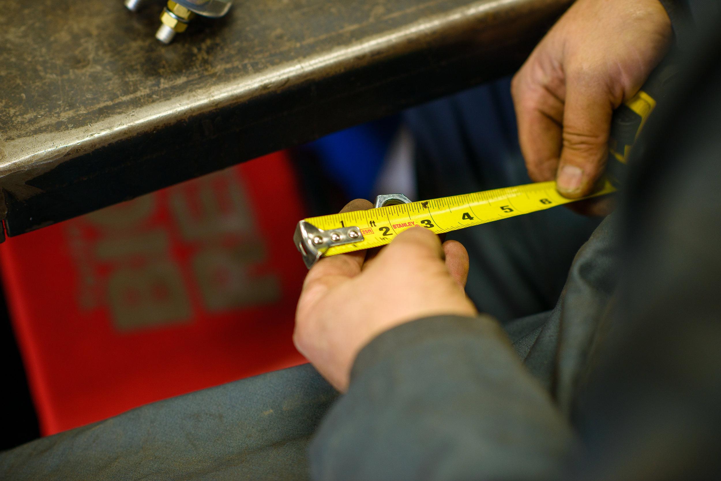Measurements matter