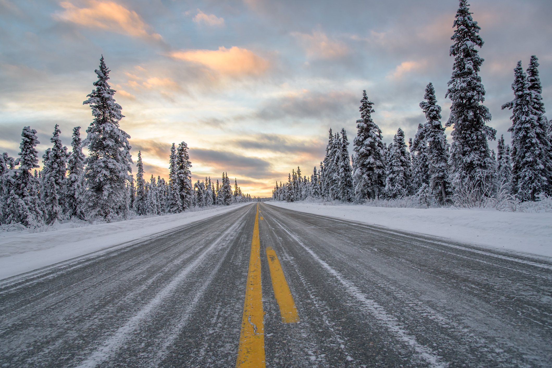 WINTER TIRES - Tires that are designed to perform on cold roads with snow and ice. Constructed from special rubber compounds and unique tread patterns, winter tires bite into the snow and ice while evacuating water and slush to give you traction when you need it most.