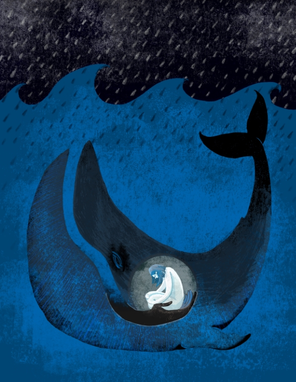 Reflections of Jonah and the Whale