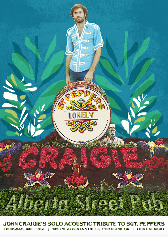 John Craigie Show Poster