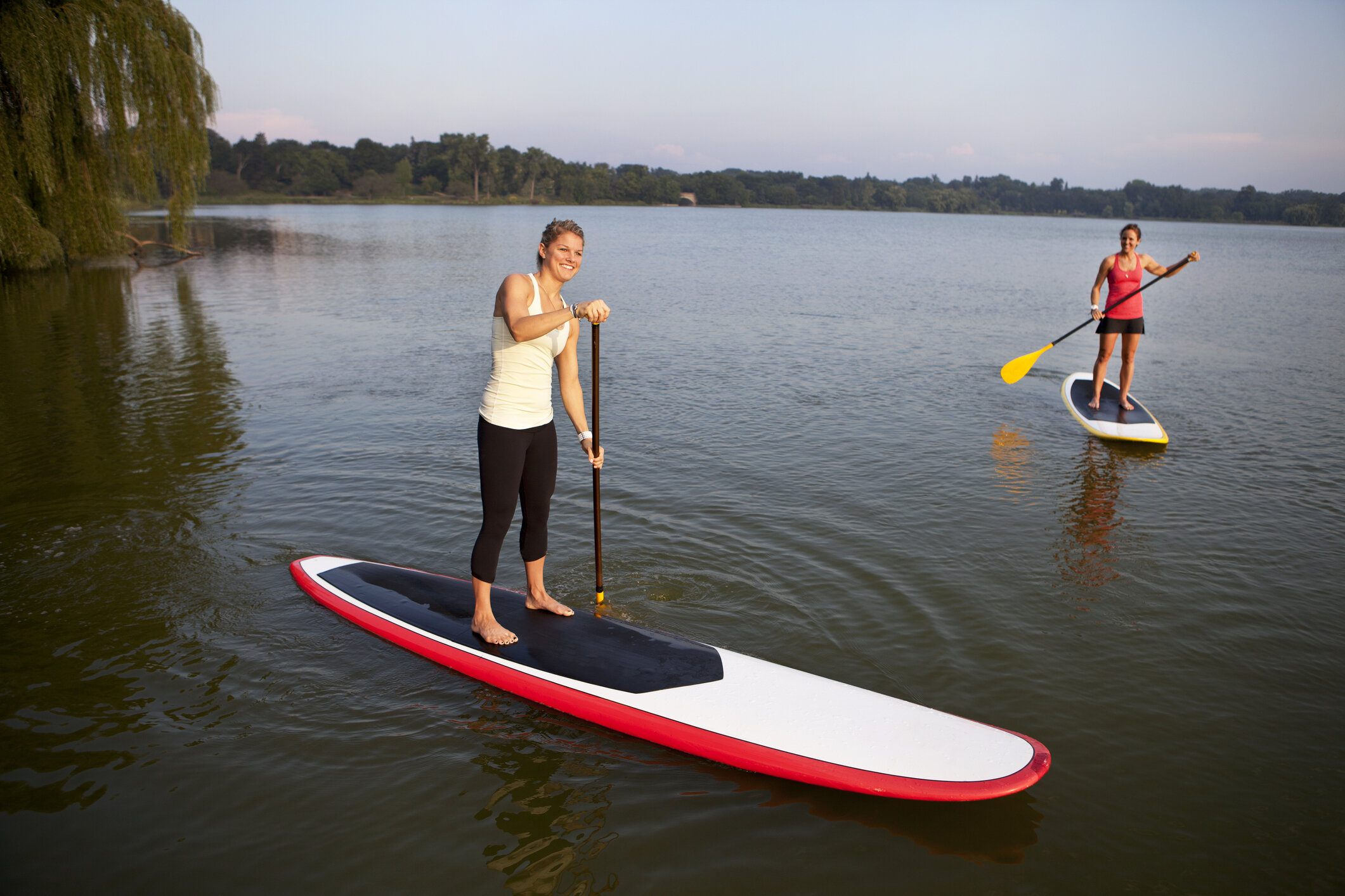 """Balance"" A Paddleboard Adventure- Maintaining A Prayer/Work Balance - Come join us as we have fun balancing on a paddle board in the beautiful Marsh Creek State Park! Let's reflect on how Jesus invites us to do the same in our day-to-day lives!"