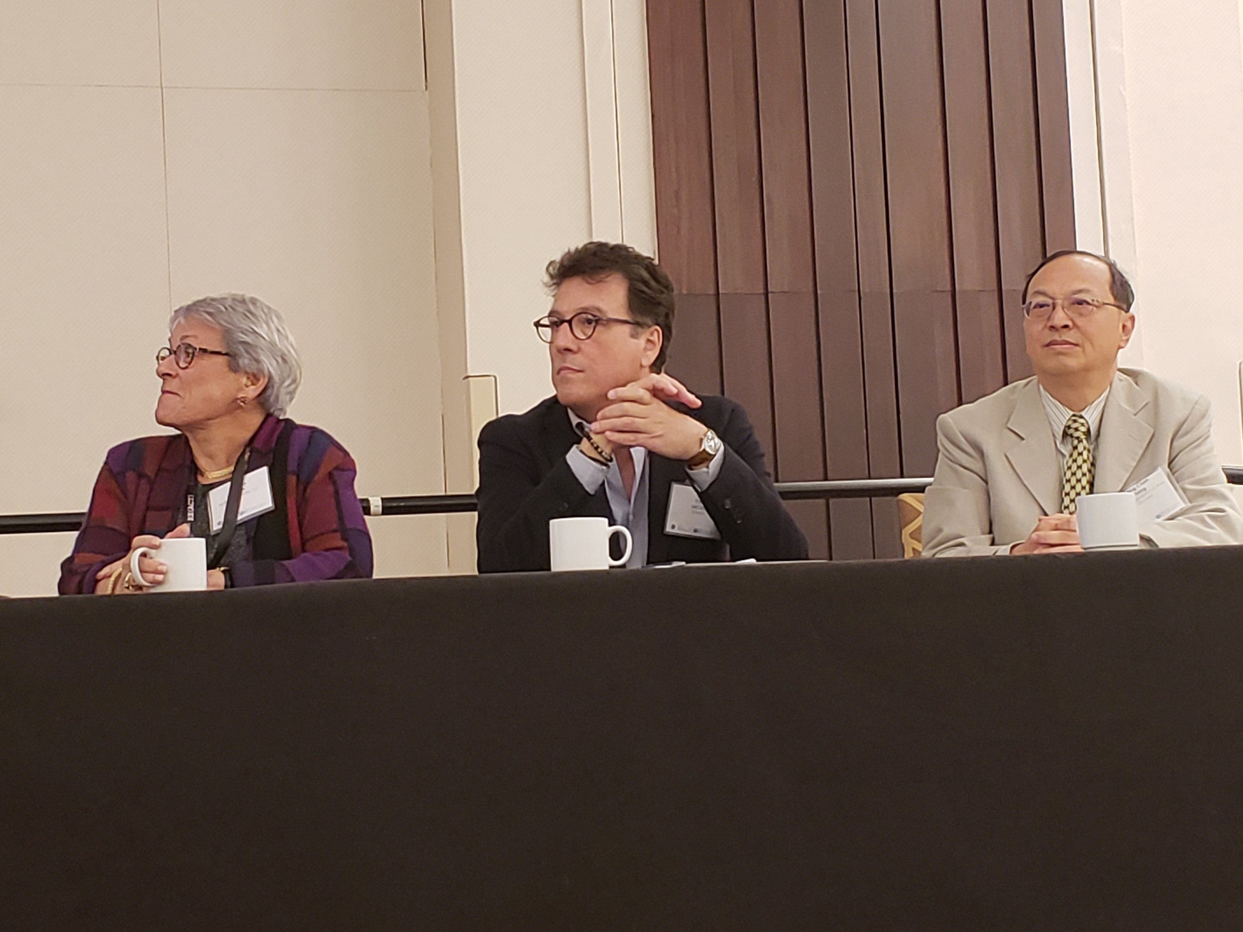 Rare Disease Heroes celebrated at Rare Diseases International/CORD conference this past weekend: Dr. Marlene Haffner, Former FDA Director of Orphan Product Development, Yann Le Cam, CEO of EURODIS Dr. Min-Chieh Tseng, Co-founder of Taiwan Foundation for Rare Disorders