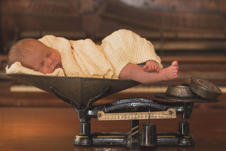 Montreal Newborn Portrait Photographer