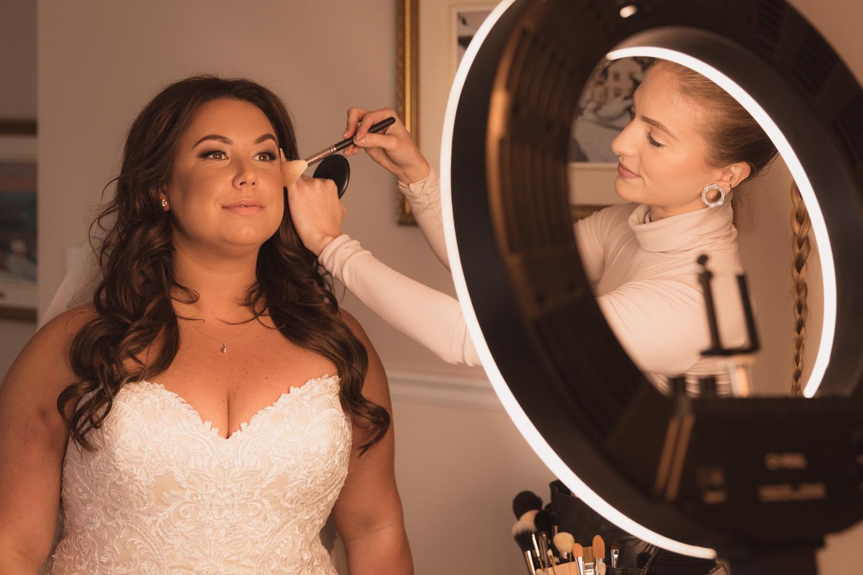 Leah Nadine Lisacek-Montreal Wedding Makeup Artist