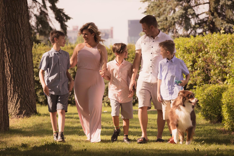 Montreal Family Portrait Photographer