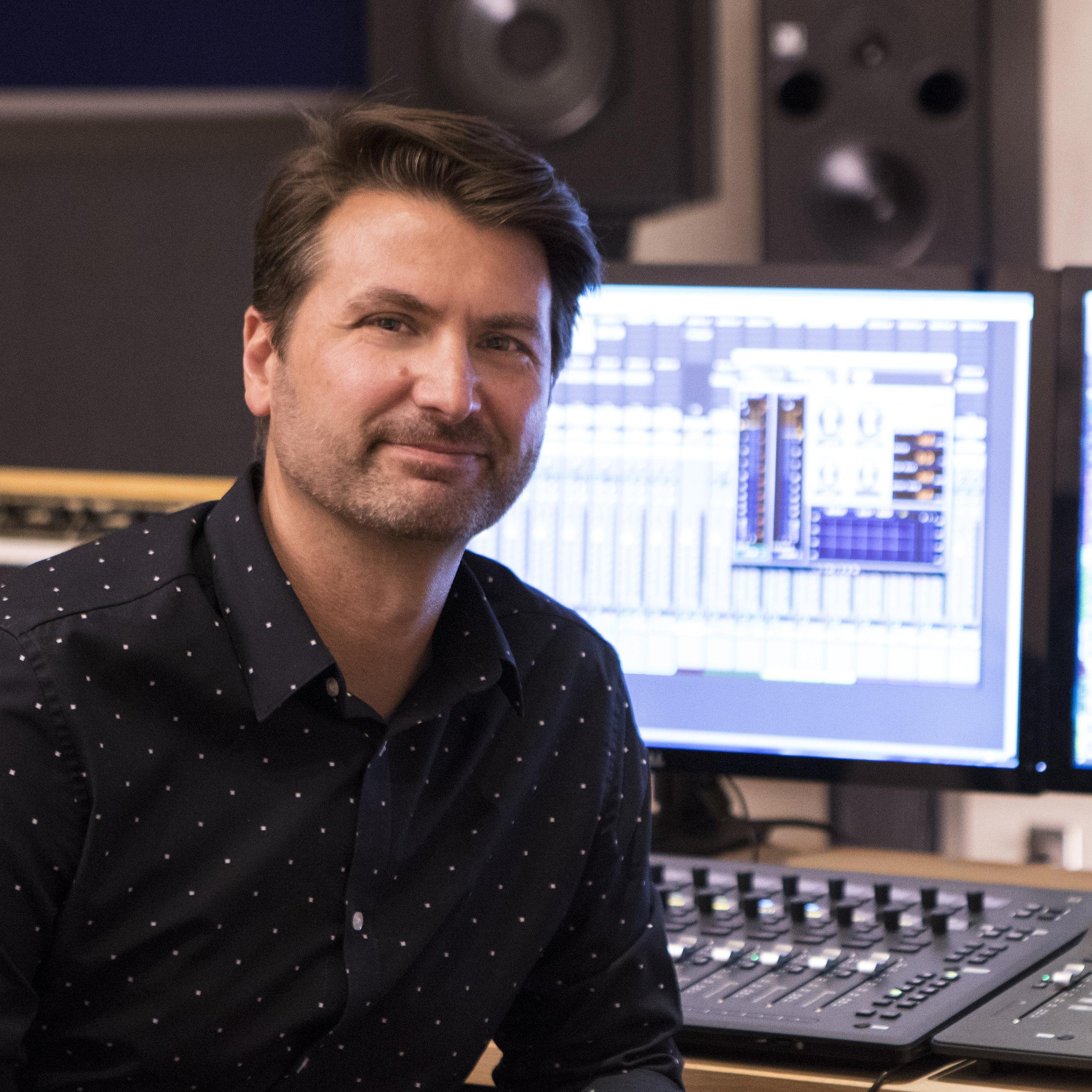 Austin Gorrigan - Senior Audio Engineer