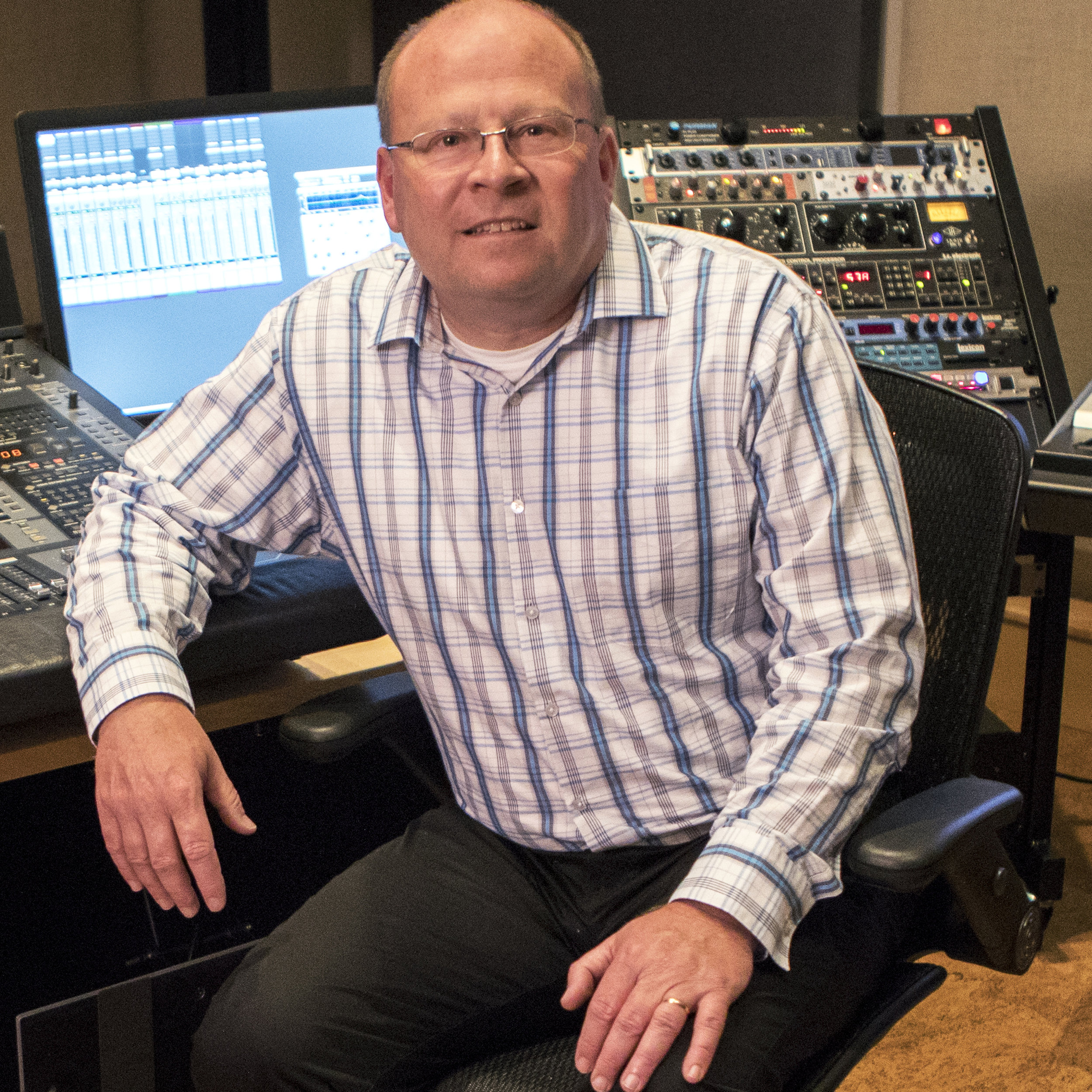Dan Scherbarth - Owner/Composer