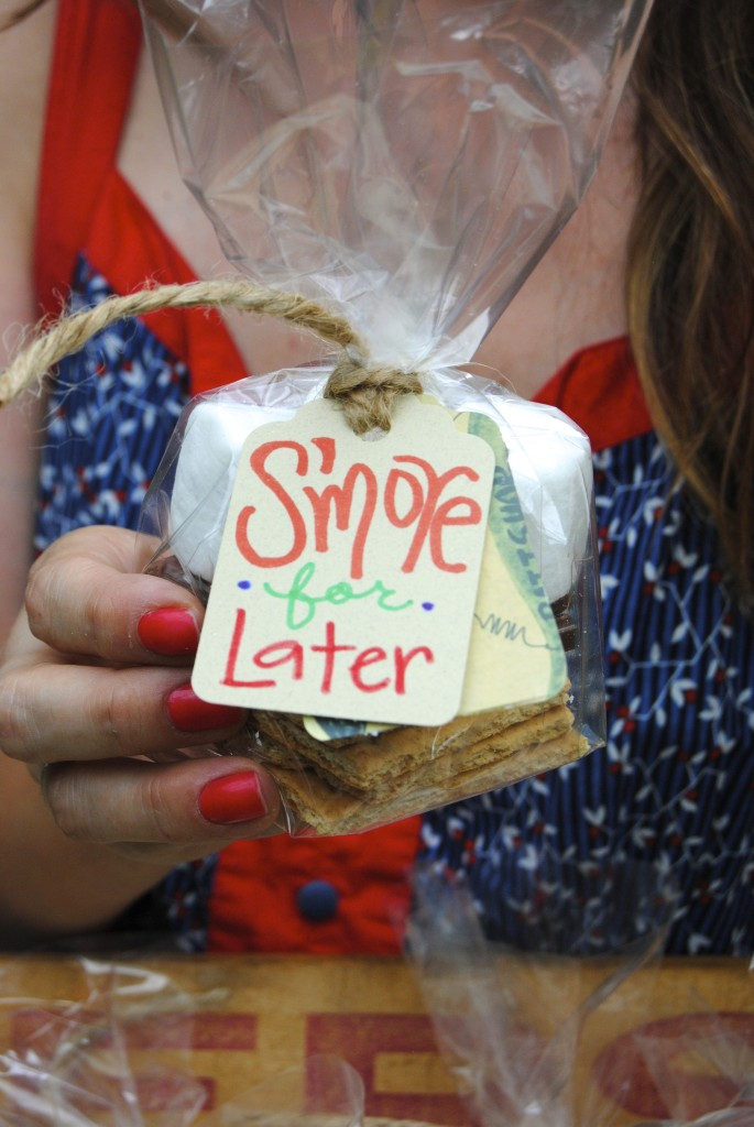 """Some here, """"S'more for Later""""!"""
