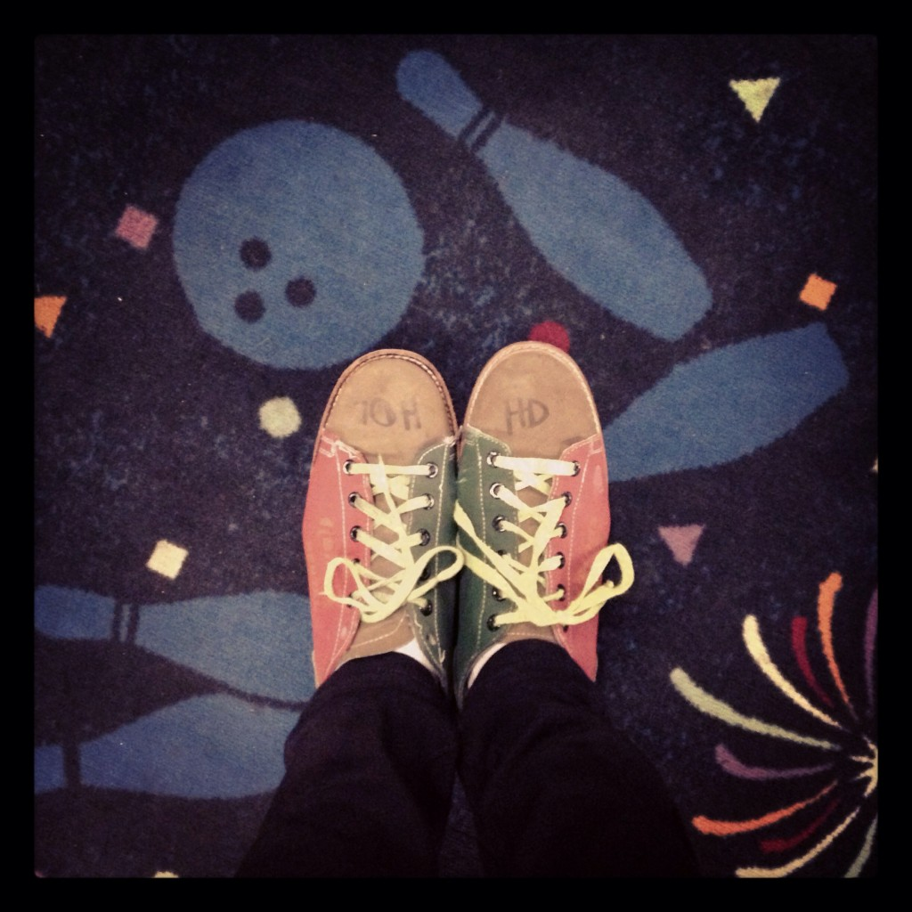 Bowling: It's fun to SPARE!