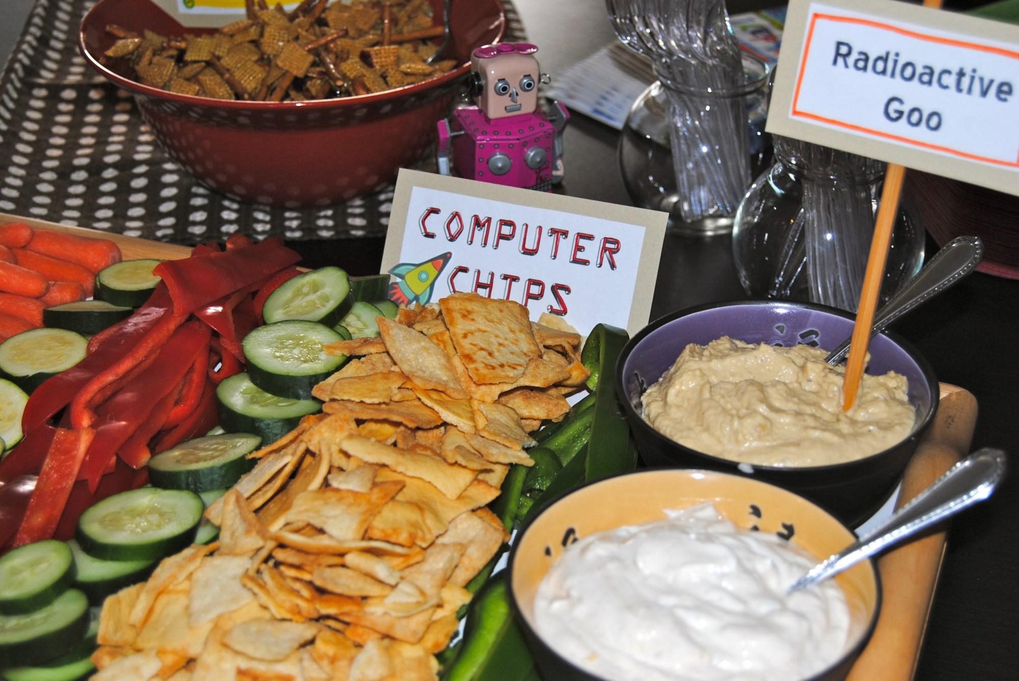 Computer Chips & Goo