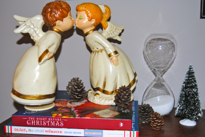 Kissing Angels