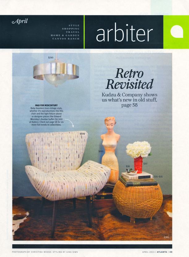 Atlanta Magazine and Kudzu & Company