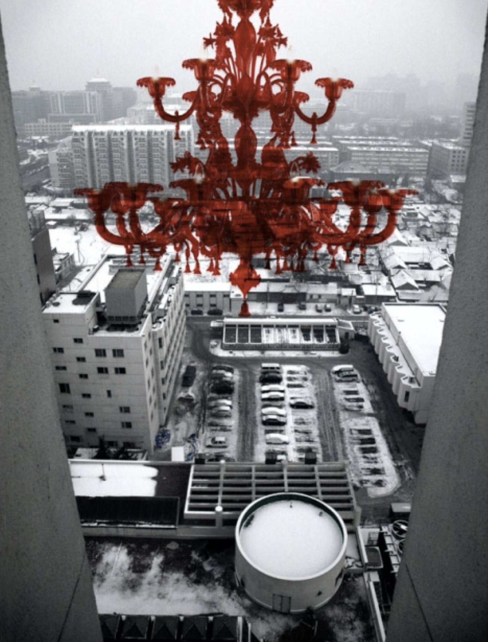 "Título:  ""Pekín"" 2007.   Autor:  Cuico Gutiérrez   Técnica:  Fotografía   Medidas:  155 x 110 cm"