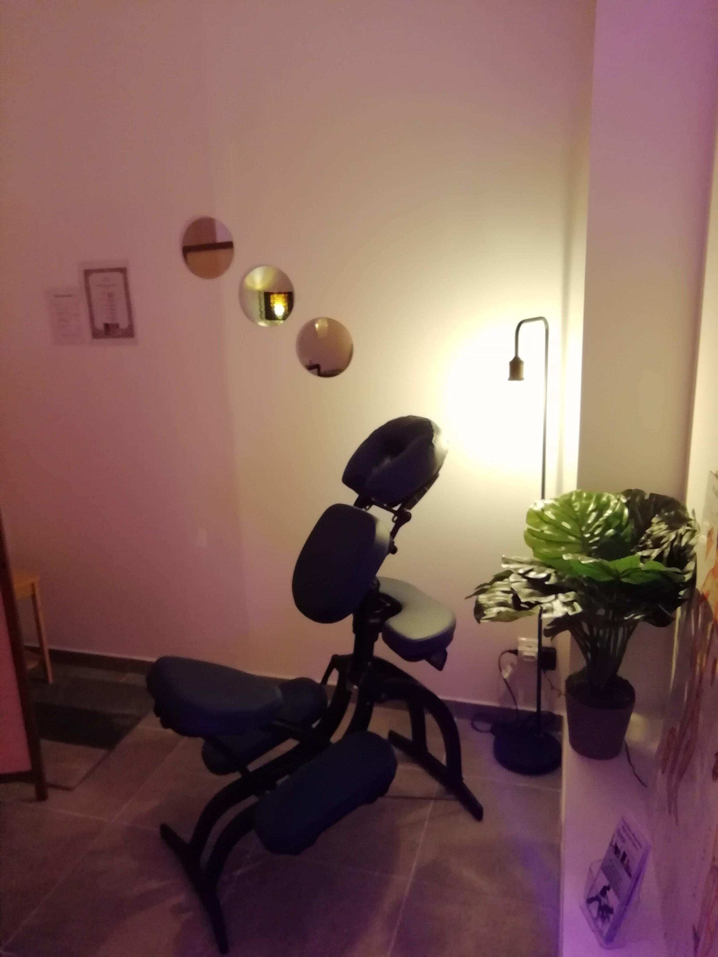 Séances de shiatsu sur table de massage, futon ou chaise ergonomique . vital shiatsu Arles 13 . Pôle Santé Camargue .