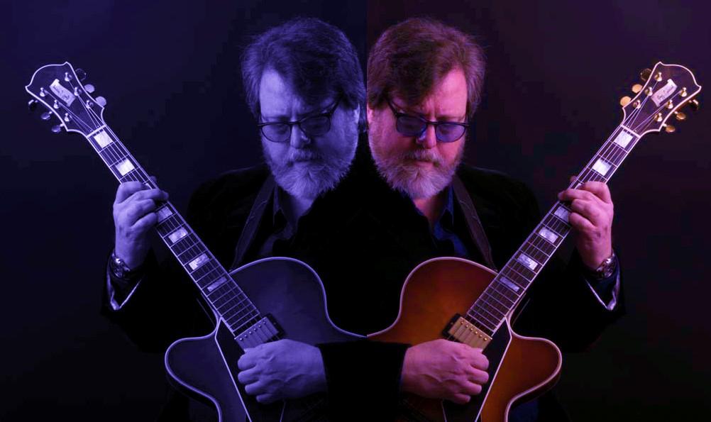 Mark White, Boston based contemporary jazz guitarist.  www.markwhiteguitar.com