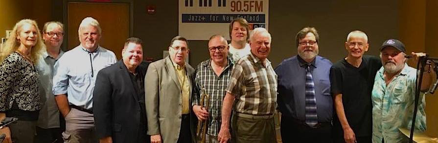 The Mark White Octet @ WICN