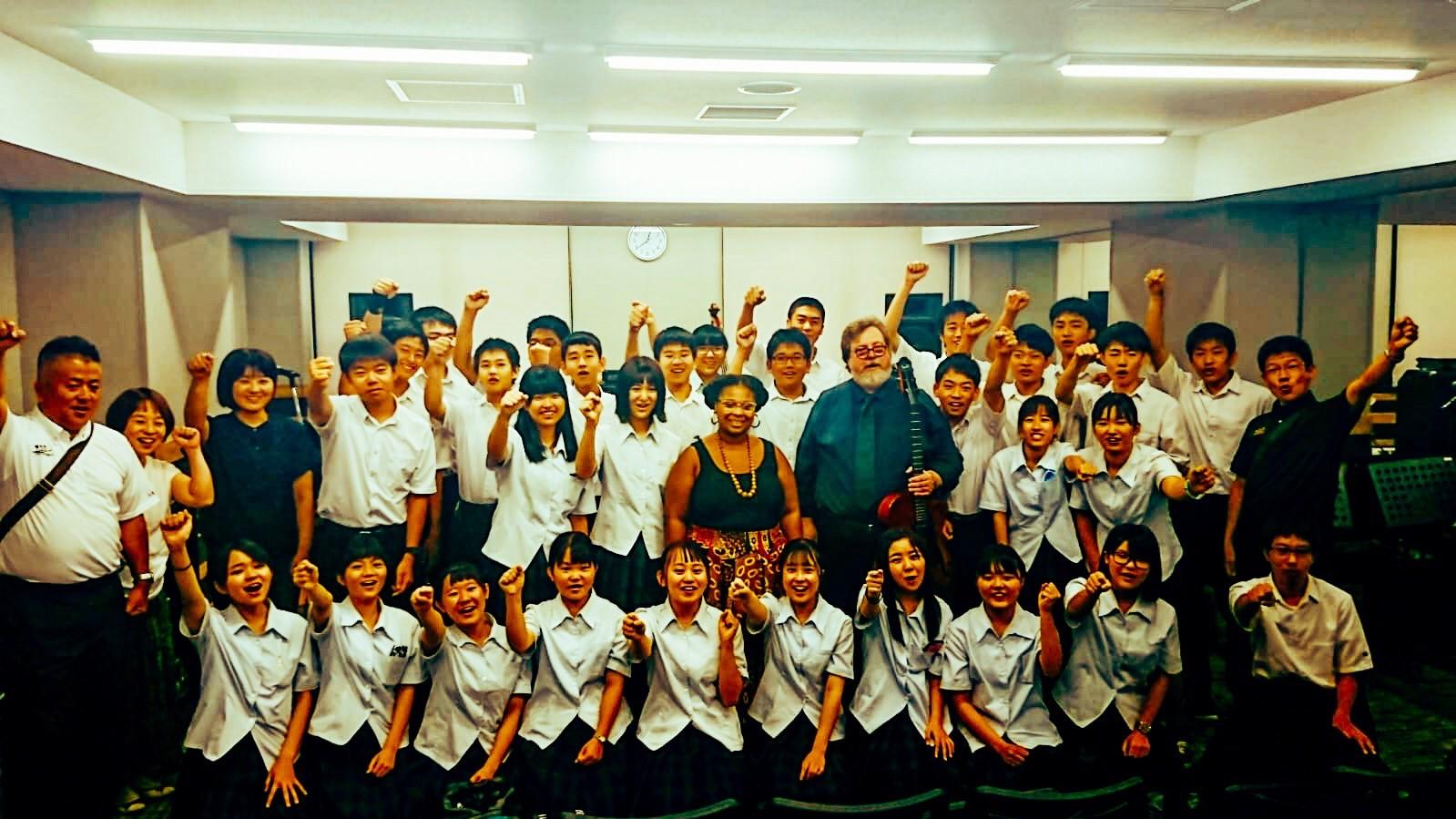 Clinics at Koyo School of Music.jpg