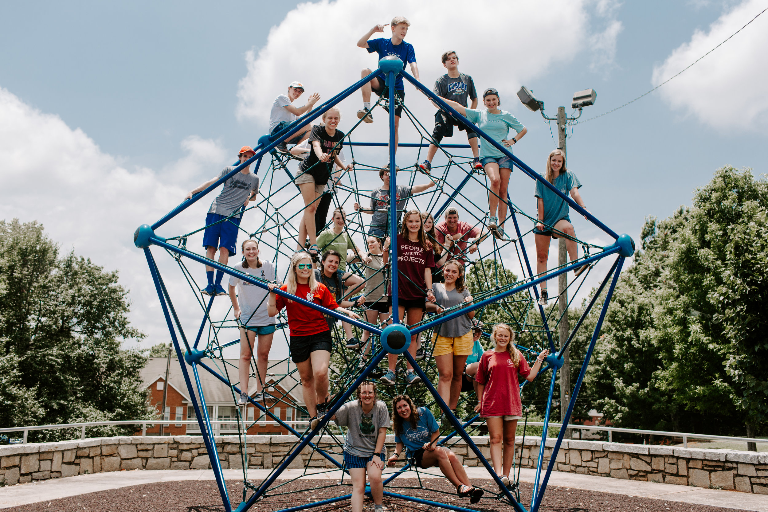 m25 - June 9-14 // 9-12th grade