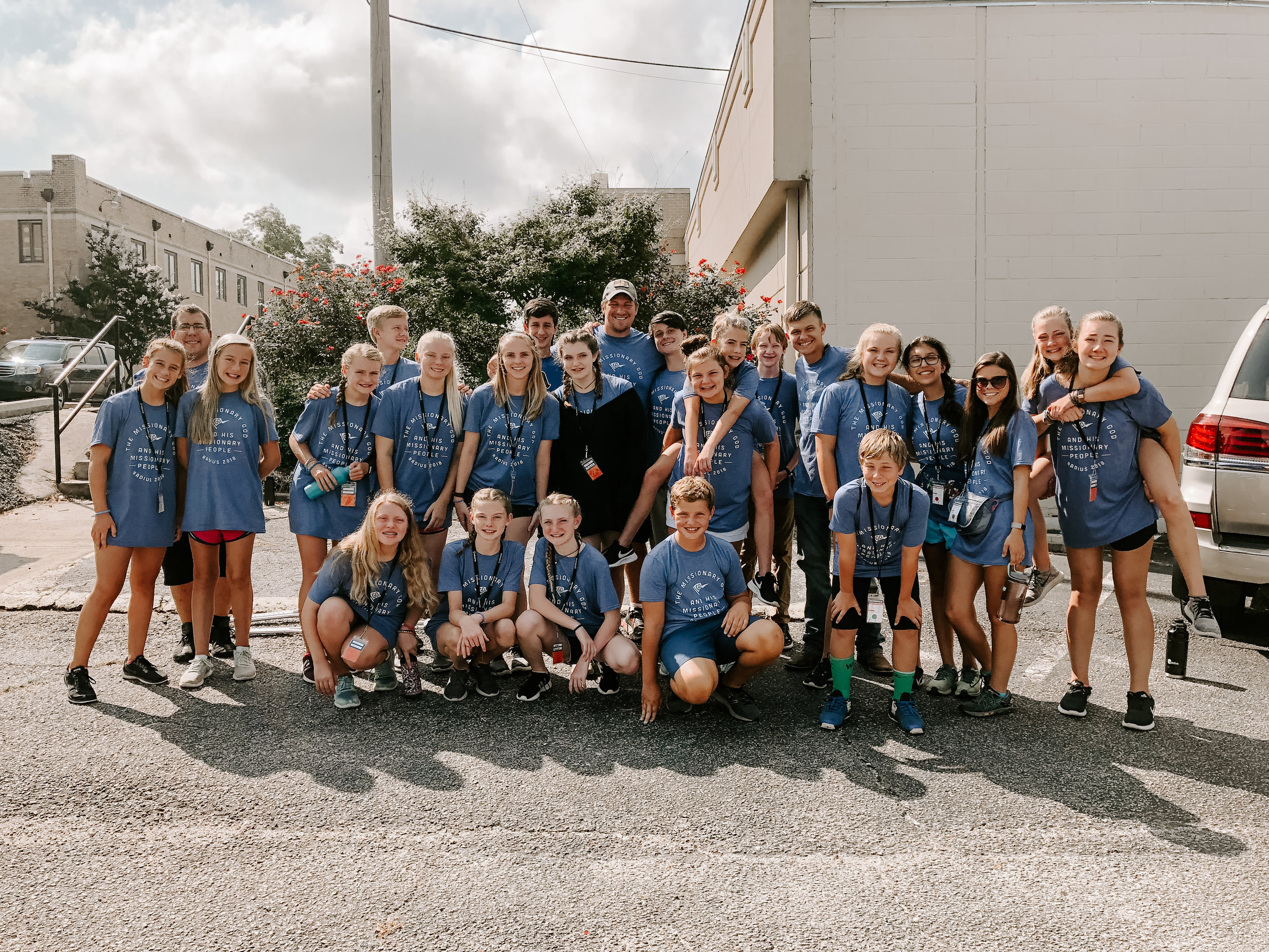 ARM mission camp - June 2-7 // 6-8th grade