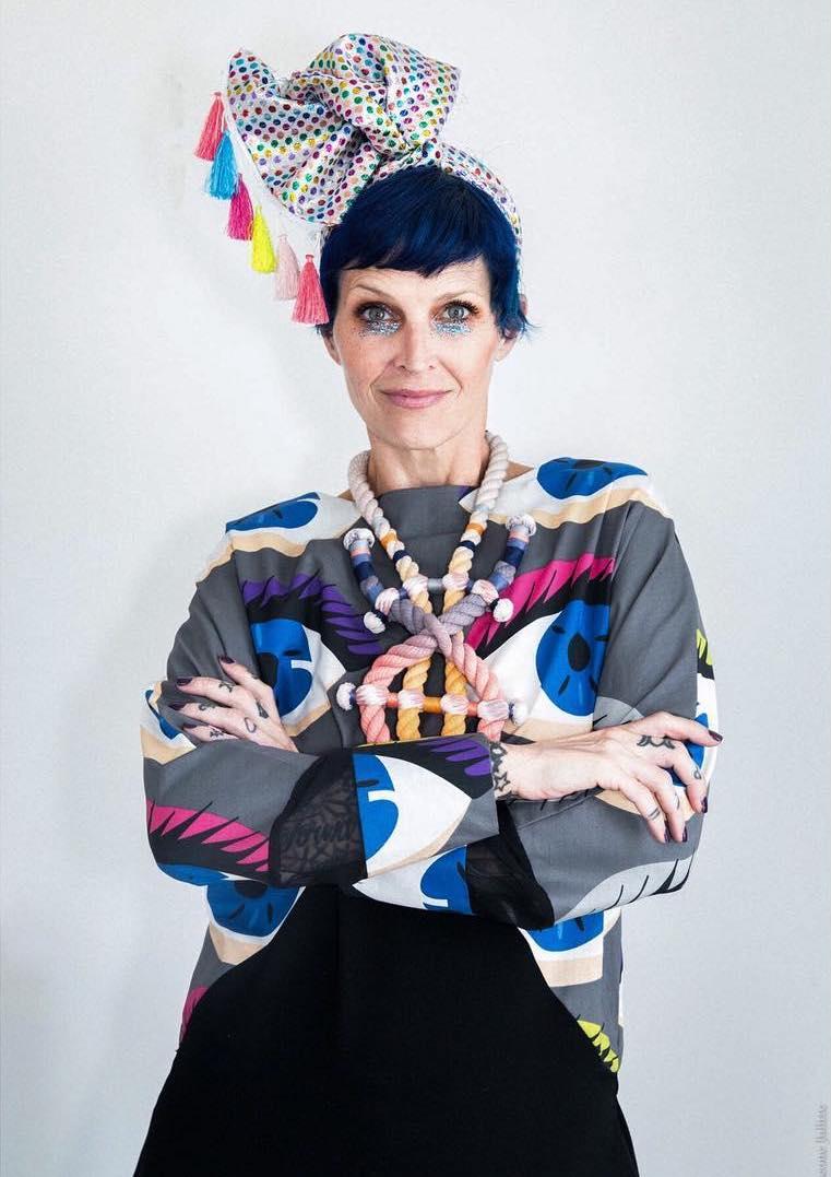 Photo by @leonejuice, dress by @yasminaj, necklace by @neonzinn, glitz by @bioglitz, hat by @swietstuff