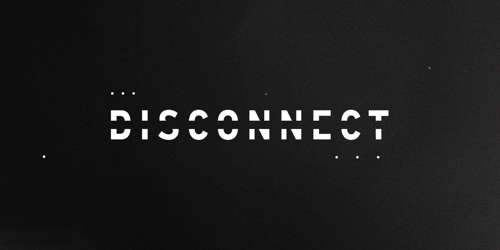 Disconnect Soundscape and Experiential Pop Up Installation for Meditation