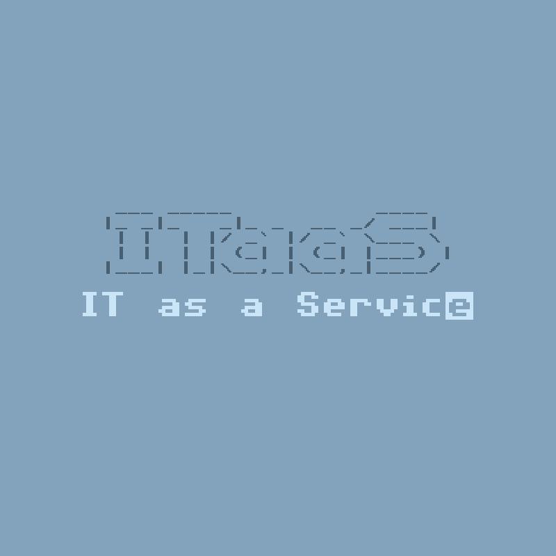 IT as a Service (ITaaS)