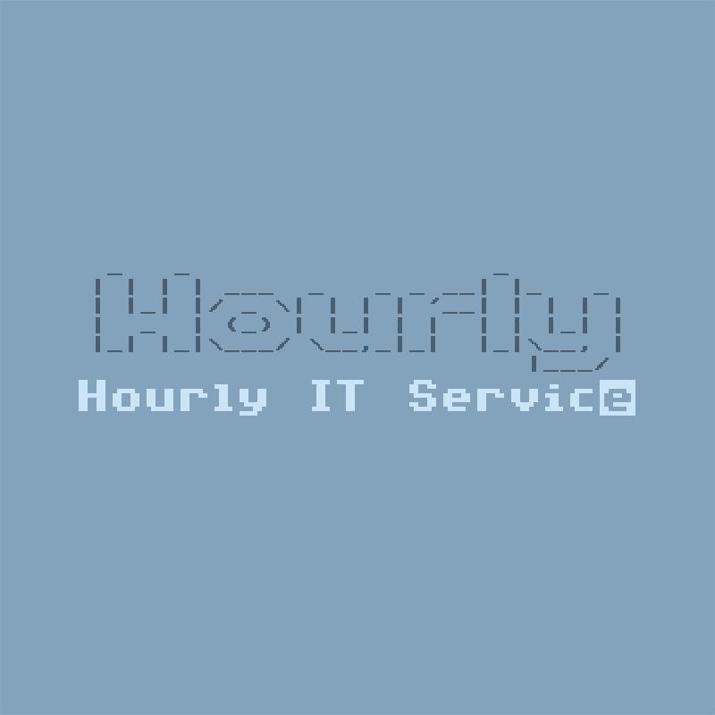 Hourly IT Support