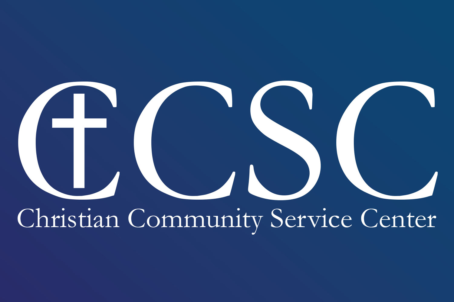 Christian Community Service Center (CCSC) - We are one of CCSC's partner churches. One of the ways we support CCSC is through regular food and clothing drives throughout the year. The items collected benefit people in need in southwest Houston. Our 2019 drives will be held on April 27-28, August 24-25, and November 23-24.