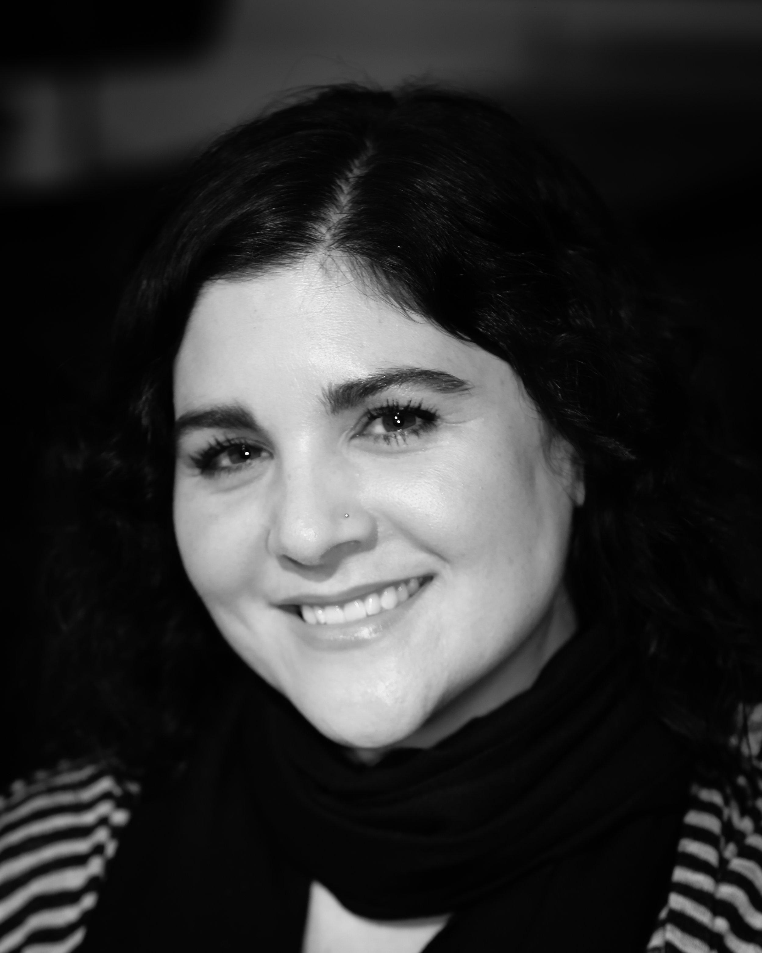 Alicia Gianni - Voice Instructor