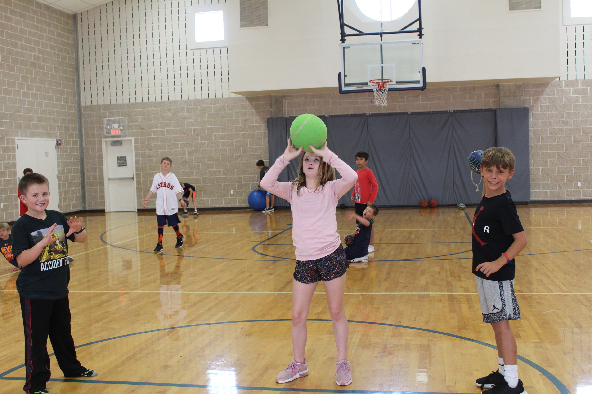 Kids on the Court - After-School program for Kindergarten through 4th grade with professional staff to lead sports and active games in the John Collier High Court.Snack Provided | Semester Fee | Registration Required | Limited SpacesNo refunds given after registration.Tuesdays K-2nd | Thursdays 3rd-4th from | 3pm-5pmRegistration for 2019-2020 Kids on the Court (K-2nd) Registration for 2019-2020 Kids on the Court (3rd-4th)
