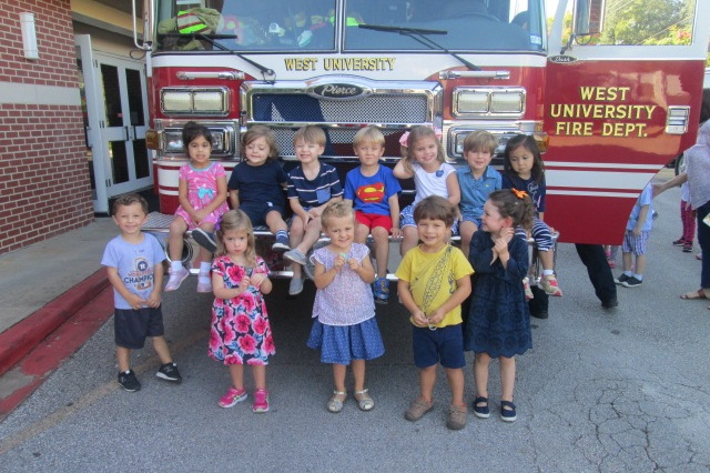 Age-Level Classes - We offer a variety of experiences for your preschooler.