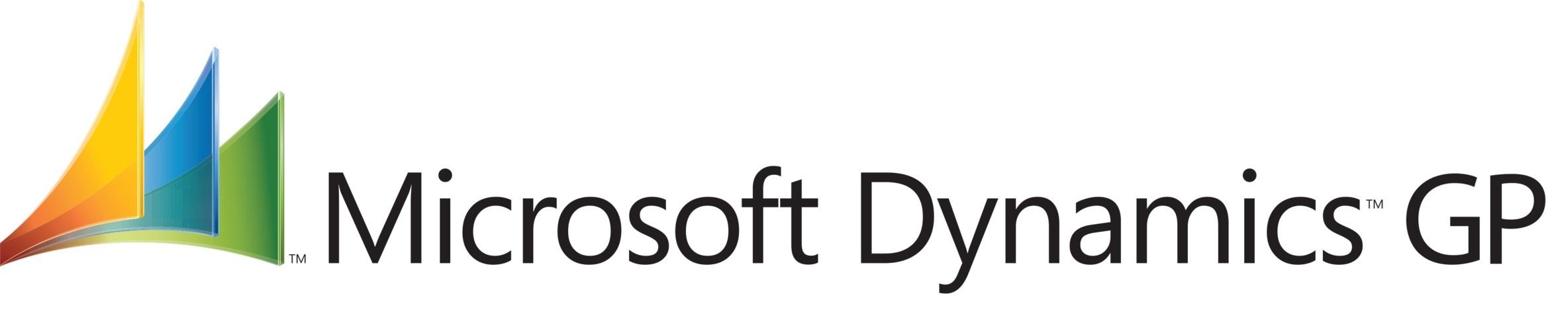Microsoft Dynamics GP Logo