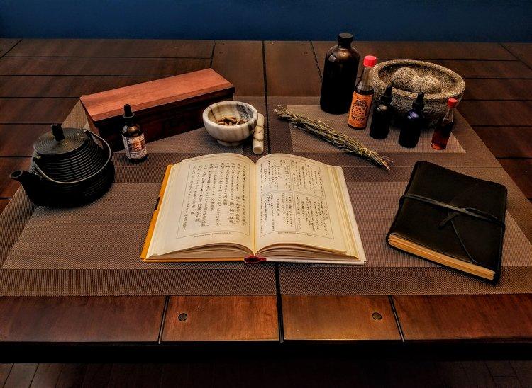 Martial medicinal herbs, formulas, and supplies.