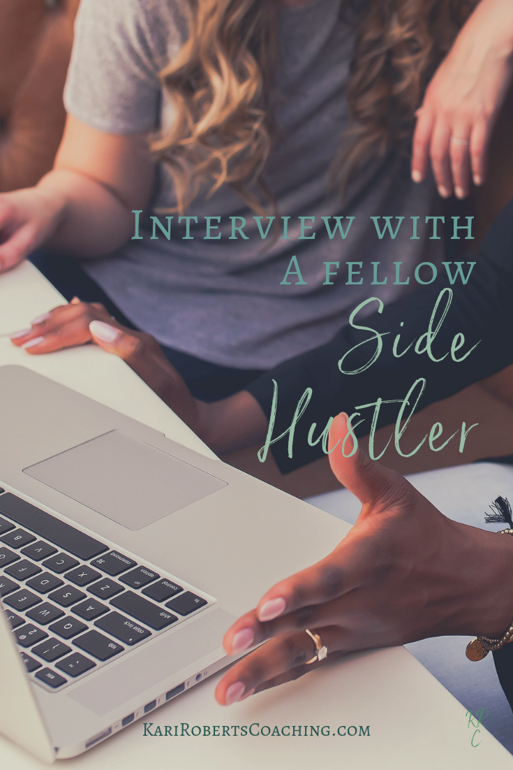 interview with a fellow side hustler pin.png