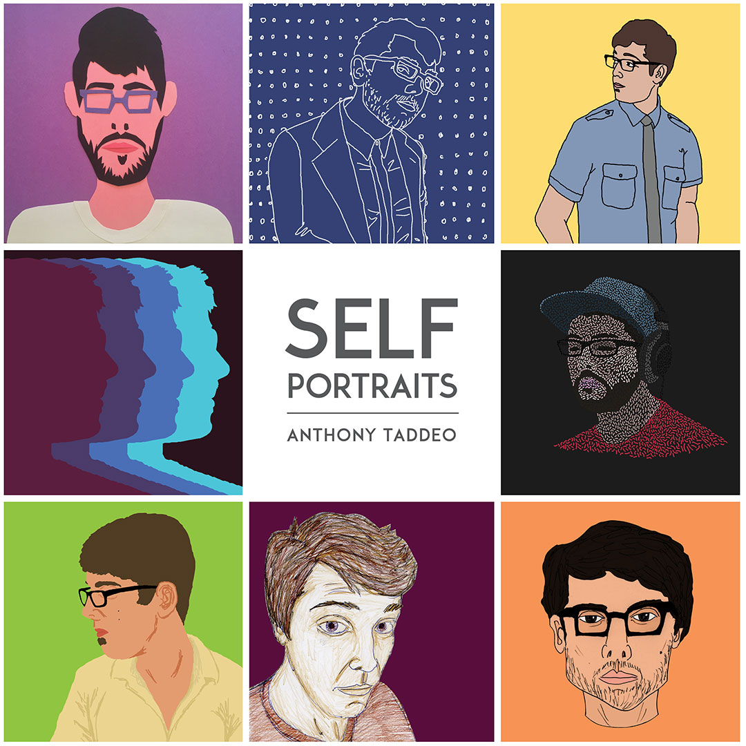 Self Portraits Album - First ever album - Check it out!