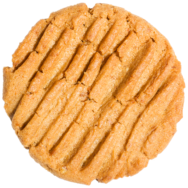 Yes, this classic will always be one of our favs! Creamy peanut butter mixed with fresh cookie dough…umm heck yes, count me in!