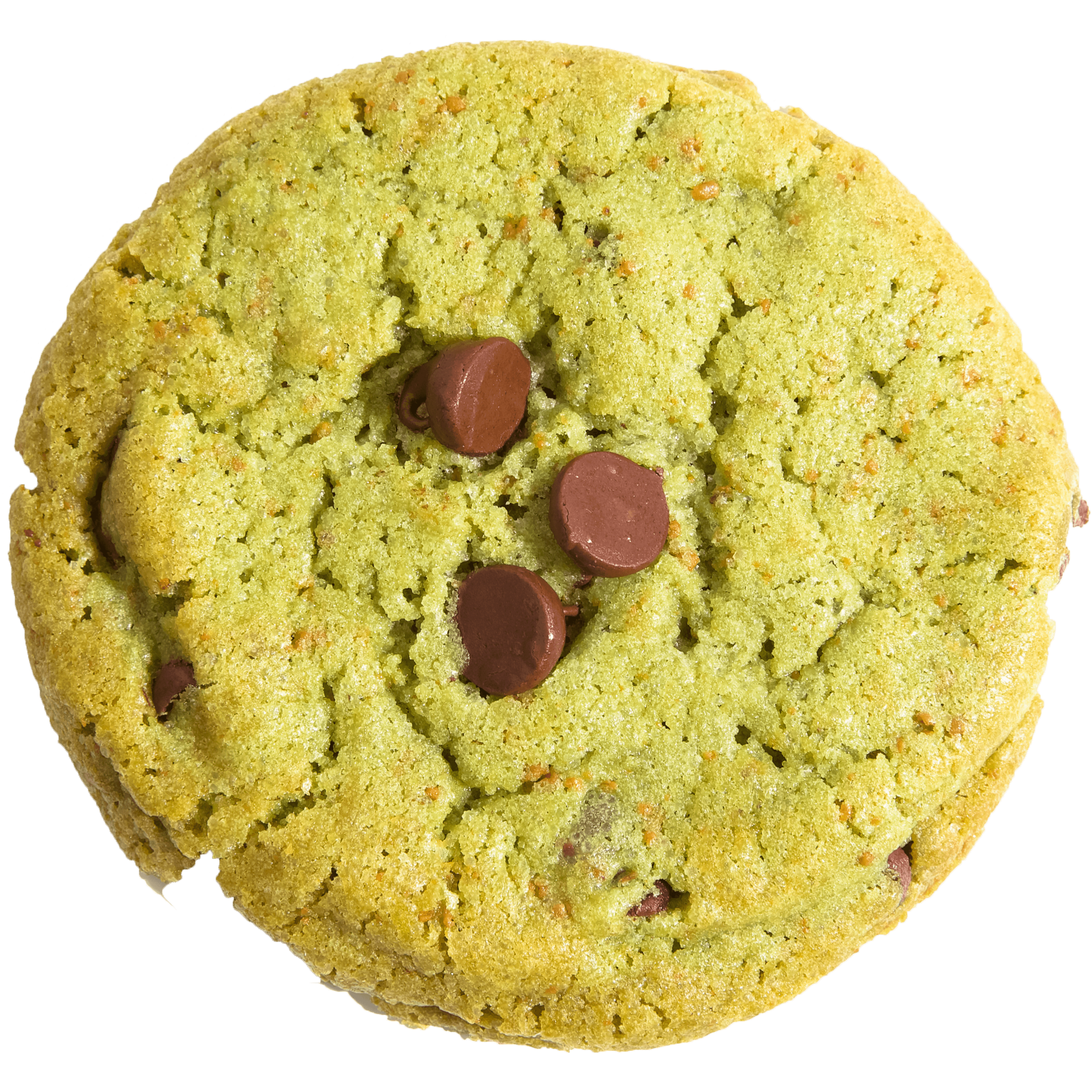 There's something special about the mint and chocolate chip combo. I mean, c'mon. It's a classic.