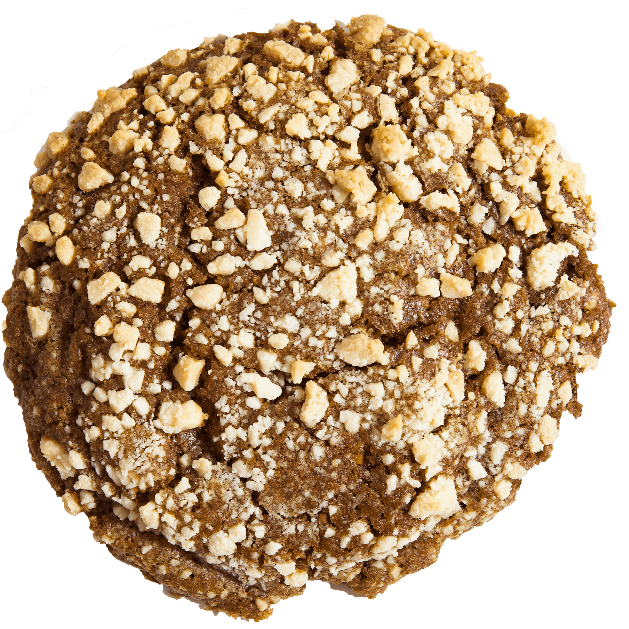 Espresso cookie!? Sure is. Topped with white chocolate chips too. Need I say more?