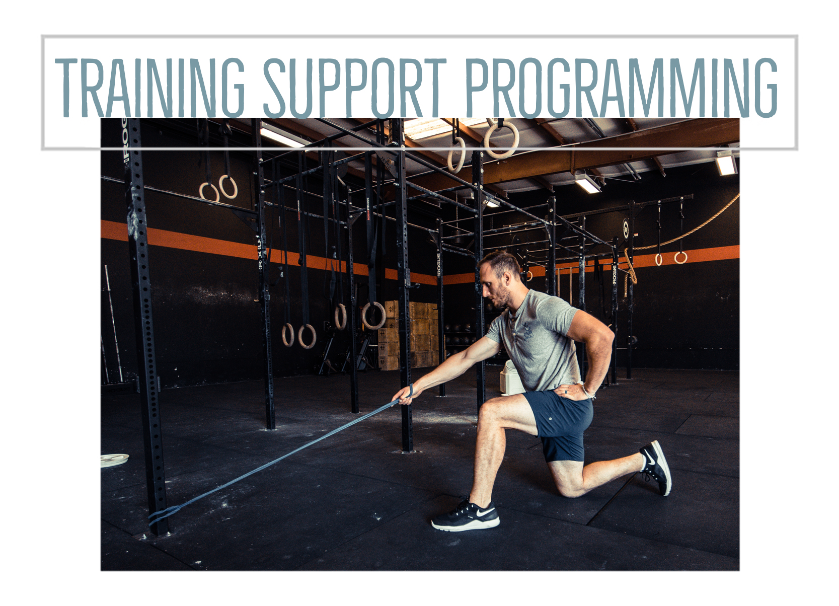 "- Our Training Support Programming is a resource to supplement your current workout plan.For $18 a month, you will have access to our library of body part specific rehab templates that can take you from injury all the way back to the gym, as well as form fixes such as ""Fix your Deadlift: Hips and Hamstrings Edition"" and ""Fix your Bench Press: Shoulder Mobility Edition.""These plans are designed to be carried out in 10-20 minute sessions a few days a week as warm-ups, assistance work, rehab, or prehab. Like with our comprehensive workout programs, our supplemental Training Support Programming is accessed through the Citizen Athletics app and includes videos of every exercise in every plan.New plans will be added monthly, and as a member you can even weigh in about what you would like to see!*All memberships begin with a free 7-day trial*"