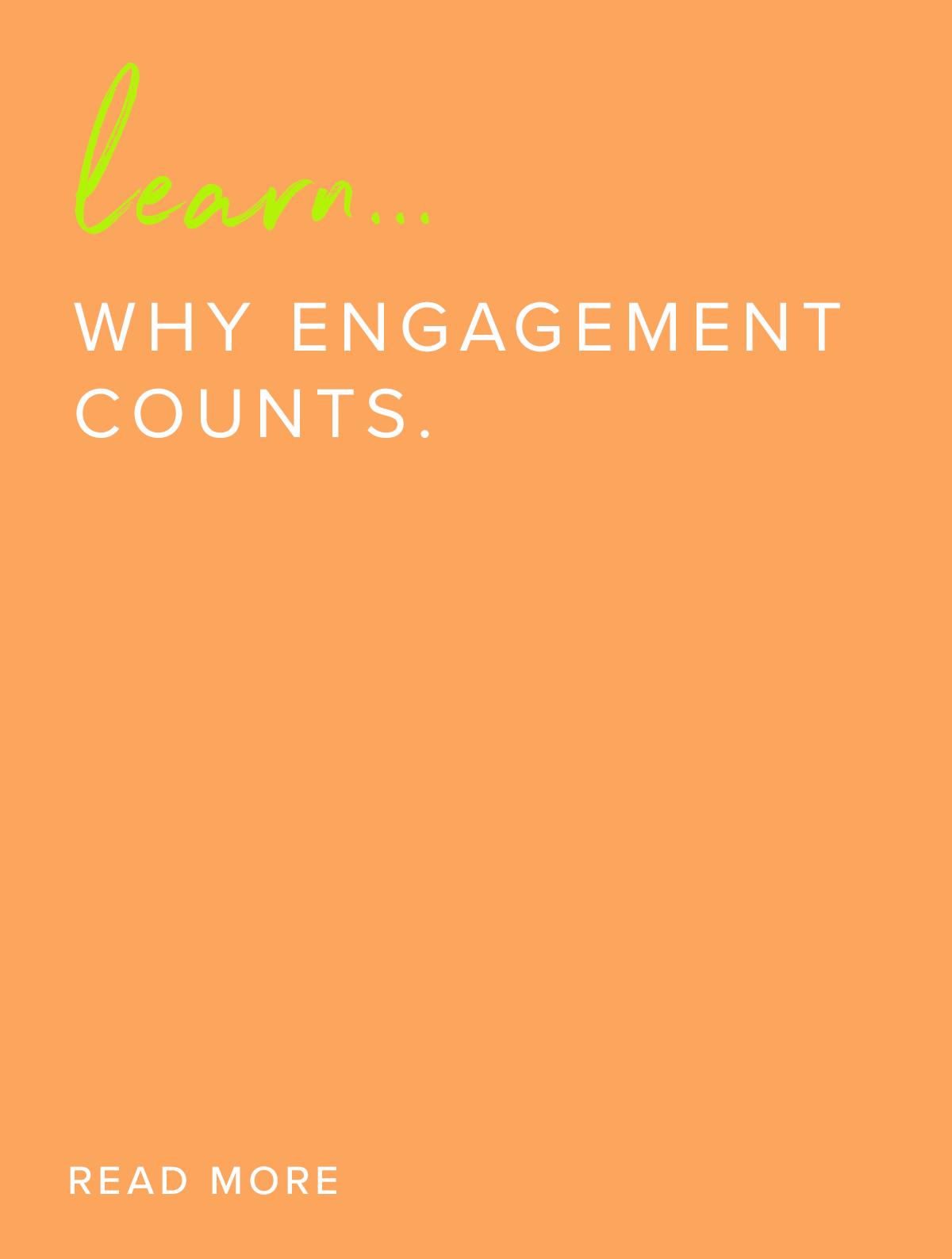 engagement counts
