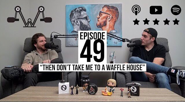 Episode 49 is available now on all platforms! Check it out while it's in style💥 • • • #podcast #podcasts #podcasting #applepodcasts #spotifypodcast #podcastlife
