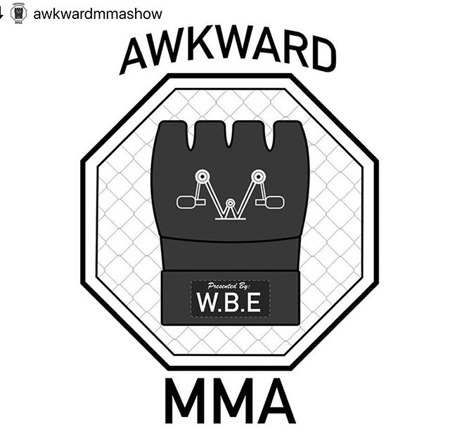 Follow the new show!! #repost @awkwardmmashow ・・・ We are launching our first season of The Awkward MMA Show. In this series we are going to dive balls deep into MMA, we're going to train, we're going to get to see what life is like for the fighters, have guests on the show and continue to grow the great sport of #mma make sure you're subscribed on YouTube so you know when episode 1 drops. • • • #mma #mmafighters #mmatraining #mmalife #mmafight #mmafitness #mmashow #combatsports #ufc #bellator #onechampionship #fightfans #mmagear #mmagyms #mmaworld #awkwardmma #fight #fighttalk #mmanews #fightnews