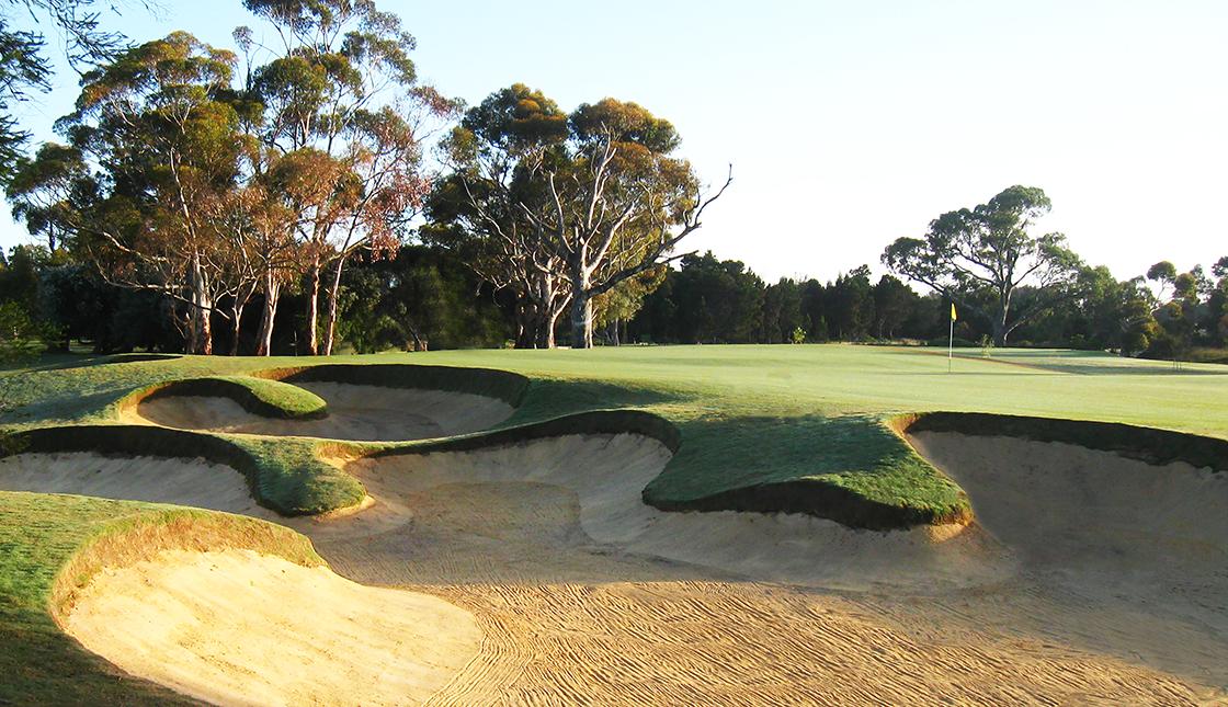 The Grange Golf Club - East Course - Adelaide, Australia* Private - Renovation - 18 holeswww.grangegolf.com.au